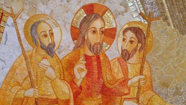 Eucaristia, banquete para todos!